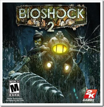 BioShock 2 Box Shot