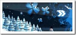 scl clover xmas logo