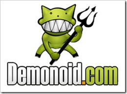 Demonoid tracker