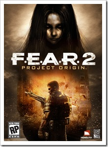 F.E.A.R. 2 Project origin cover