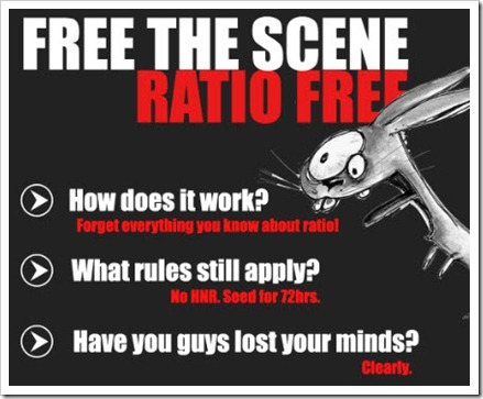 Free The Scene Ratio Free