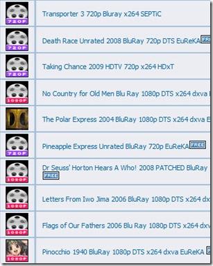 torrent tracker sites
