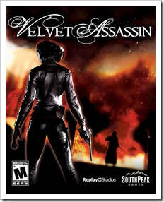 velvet assassin cover