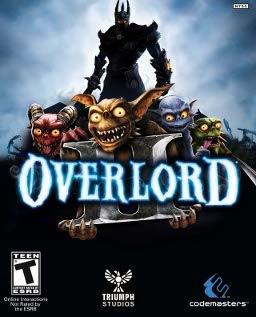 crack к игре overlord: