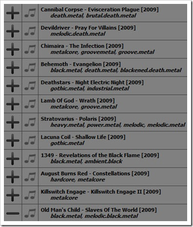 MEtalBits screenshot