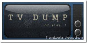 TV Dump Logo