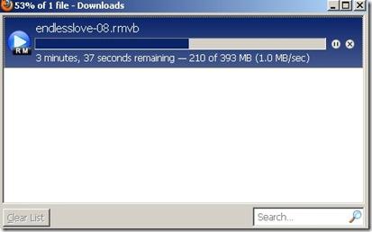 one megabyte per second