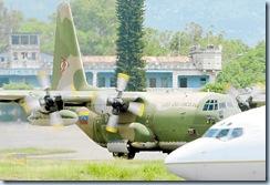 avion chavista