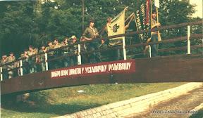 Smotra-Krupanj-Nasa Zastava-Svecani defile 1981.jpg