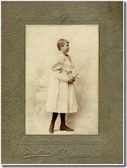 Clara D D Bell 11years