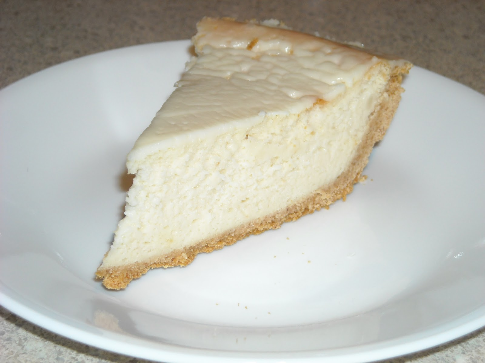 Cook book of trial and error: Light Citrus Cheesecake