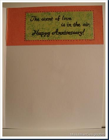Anniversary Card - Love Potion - Inside
