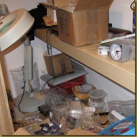 Messy Workroom 4