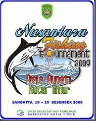 logo sangata fishing tournamen