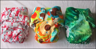 baby shower nappies