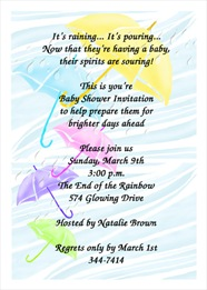 Online Baby Shower Invitations