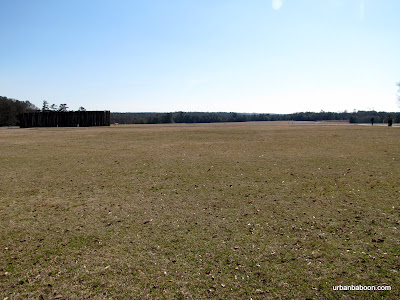 the fields of Camp Sumter