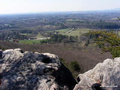 View from the Indian Seats