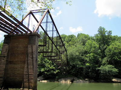 Settles Bridge – Chattahoochee Wildlife Nature Preserve