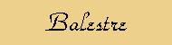 Balestre