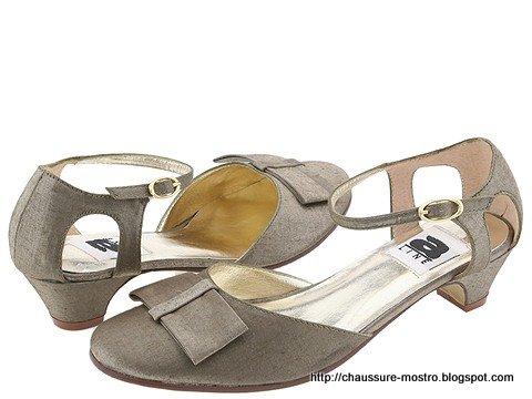 Chaussure mostro:557105