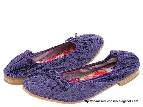 Chaussure mostro:LOGO557111