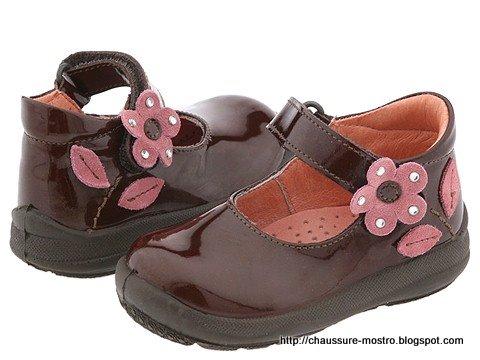 Chaussure mostro:LOGO557114