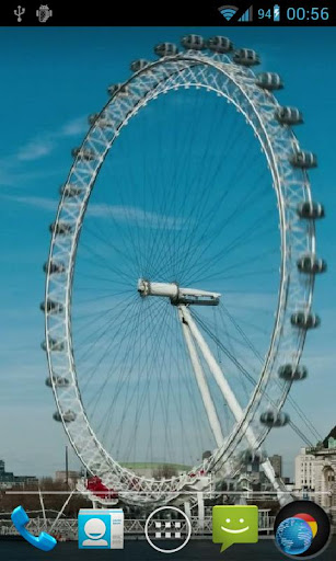 London Eye Live Wallpaper HD