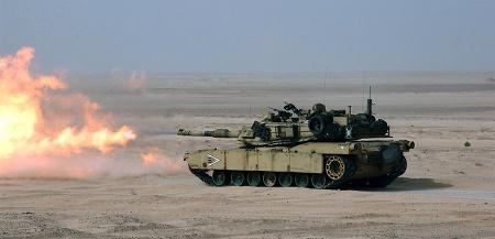M1-A1_Abrams_Fire