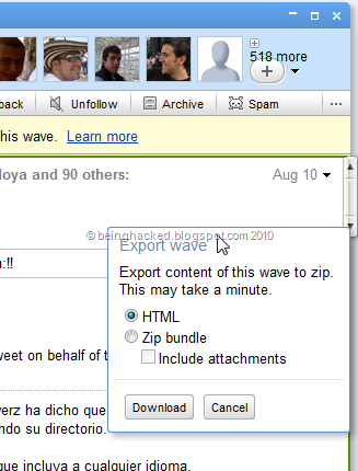 或茶裡 (11) - Google Wave - Google Chrome_2010-11-11_17-16-50
