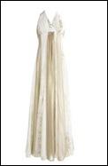 vestido de boda para embarazadas seis