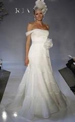 traje de novia foto rivini