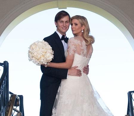 ivanka trump vestido de novia