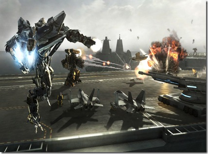 Transformers Revenge of the Fallen (PC) full 5