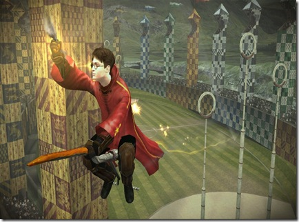 Harry Potter and the Half-Blood Prince crack 1 (PC)