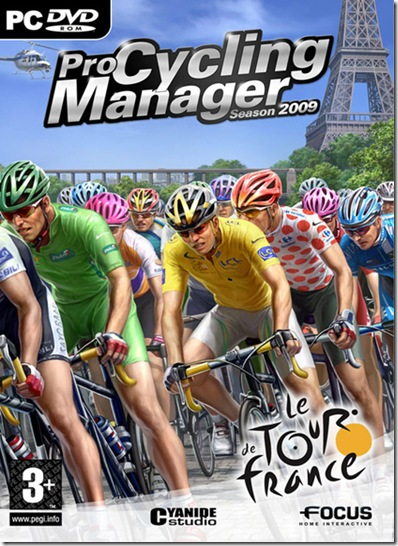 Pro Cycling Manager 2009 (PC) Full