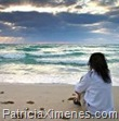 Consolo na praia