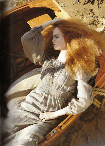 VELOUR Magazine #2 AIDA and IEVA ANIULYTE LUISA BIANCHIN