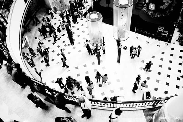 Crowd of people at KLCC; shot during KLCC Exploration for PeWARIS VI