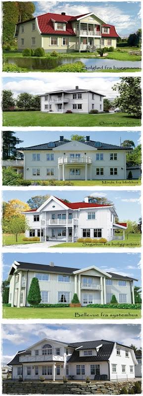 Drømmehusene