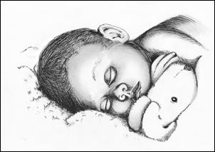 baby sov