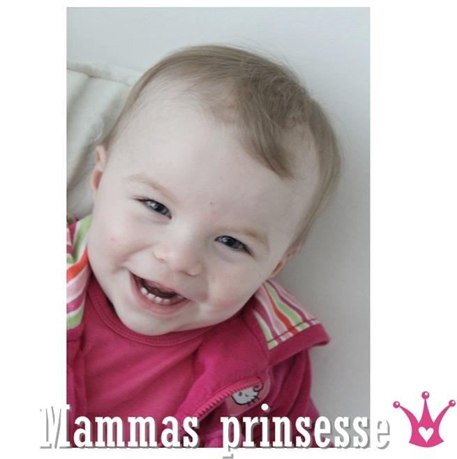 Mammas prinsesse