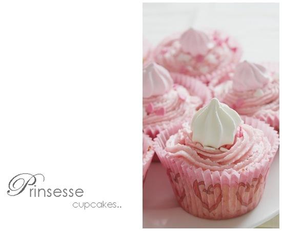 Prinsesse cupcakes-blogg