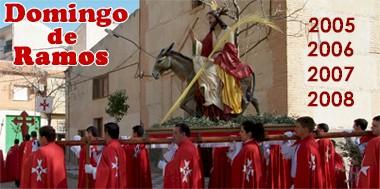 Domingo de Ramos - ELIGE EL AÑO