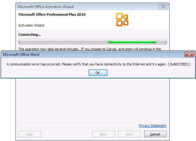 Office2010BetaActivationFailure635px