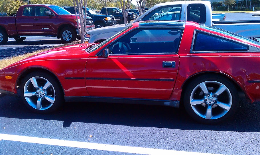 Getting Painted 88t What Good Red Blk Combo Z31