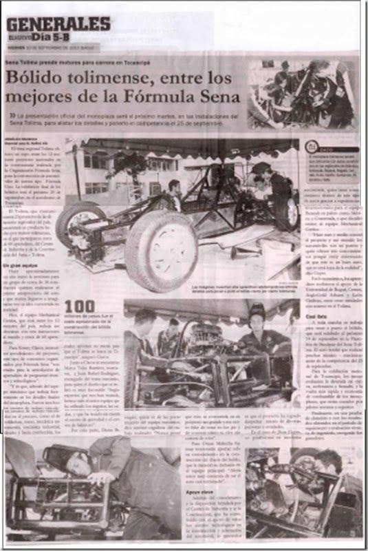 Formula SENA - El Nuevo Día