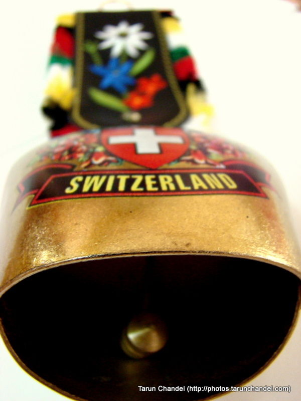 DDLJ Switzerland. Swiss Cowbell Switzerland DDLJ, Tarun Chandel Photoblog