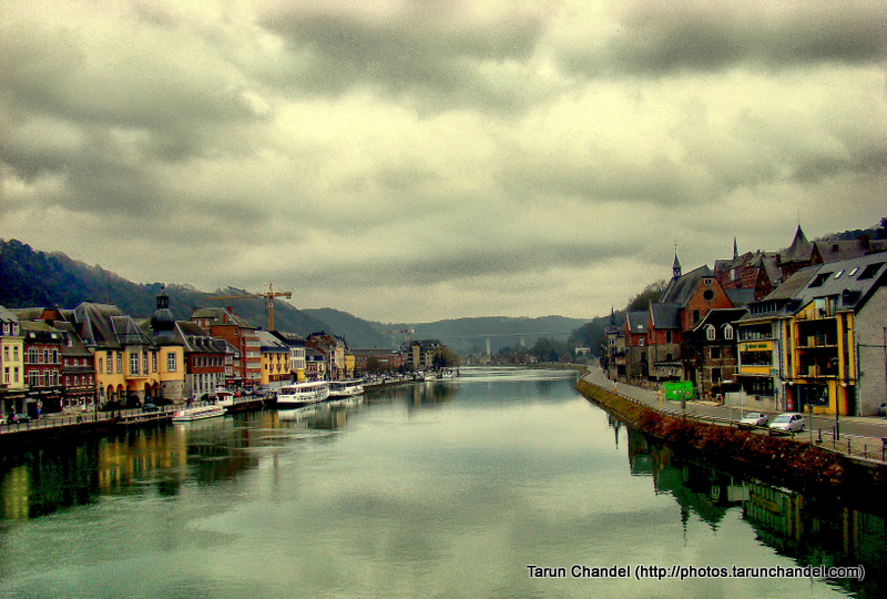 River Meuse Dinant Namur Belgium, Tarun Chandel Photoblog