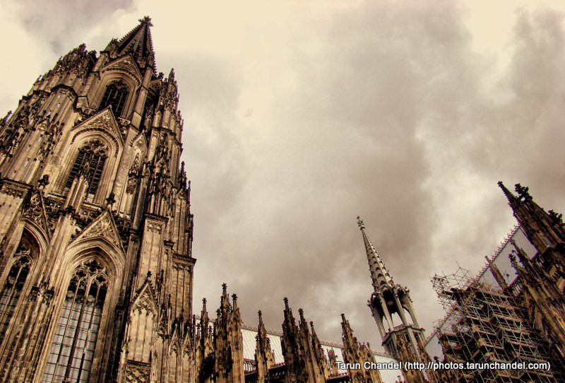 Cologne Cathedral Germany, Tarun Chandel Photoblog